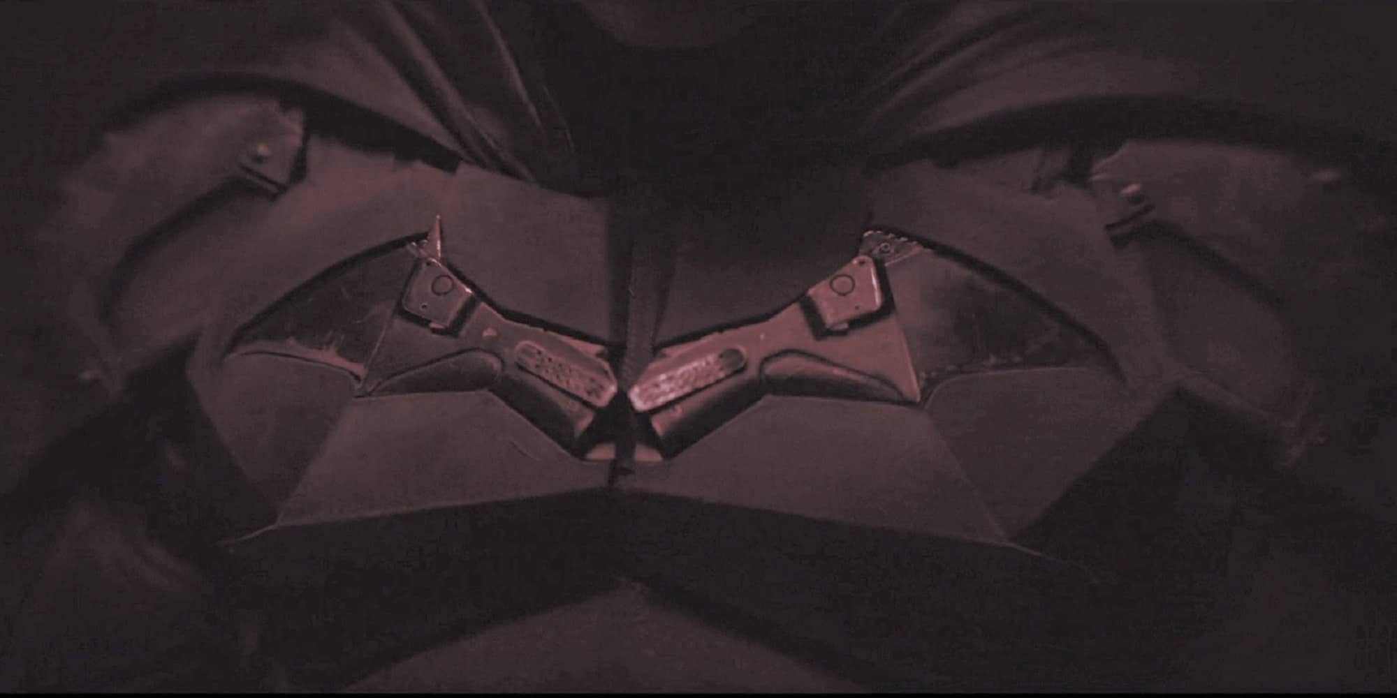 Matt Reeves The Batman Batsuit Camera Test Featured
