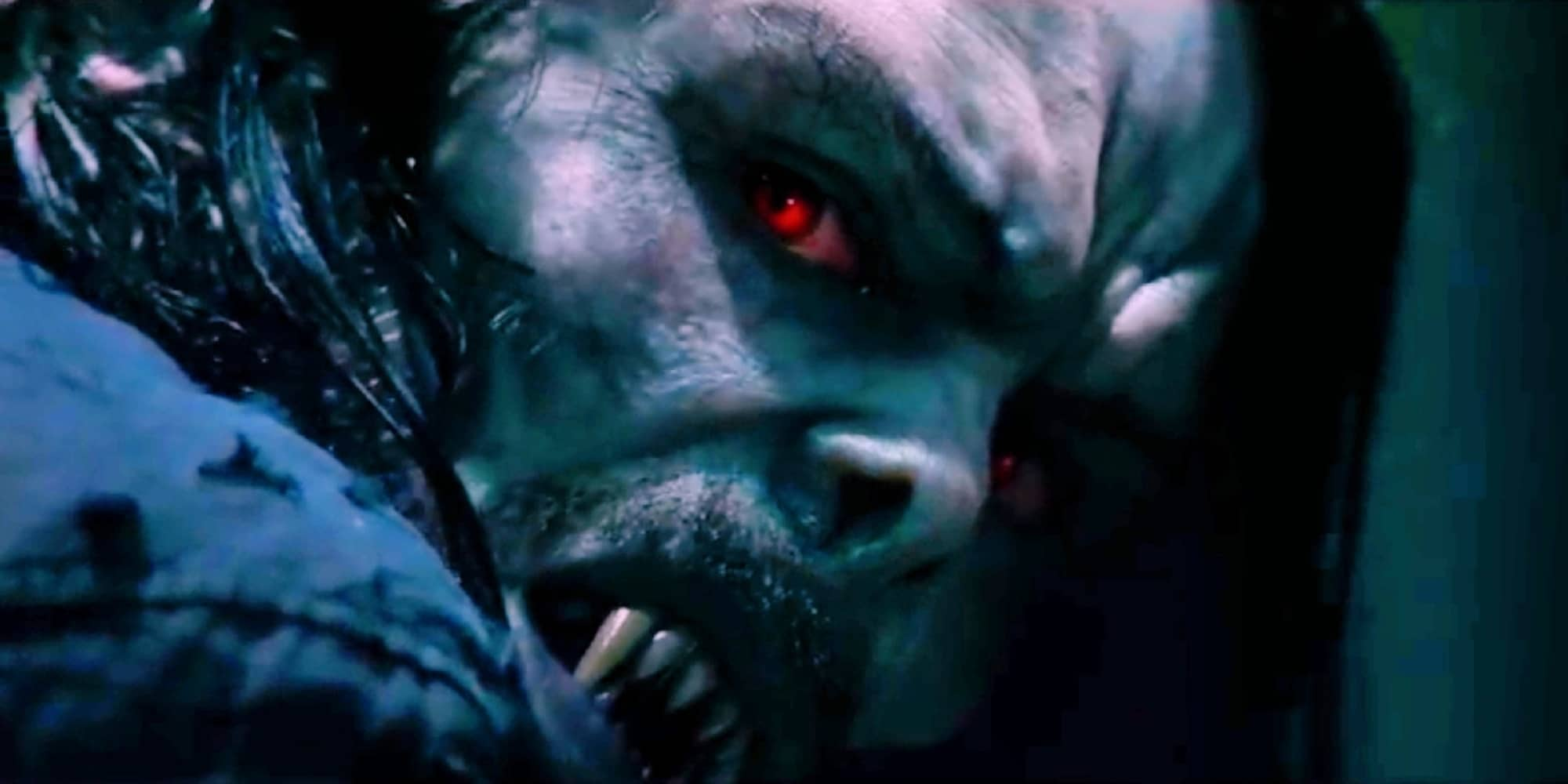 Morbius Sam raimi's Spider-Man Universe Screengrab