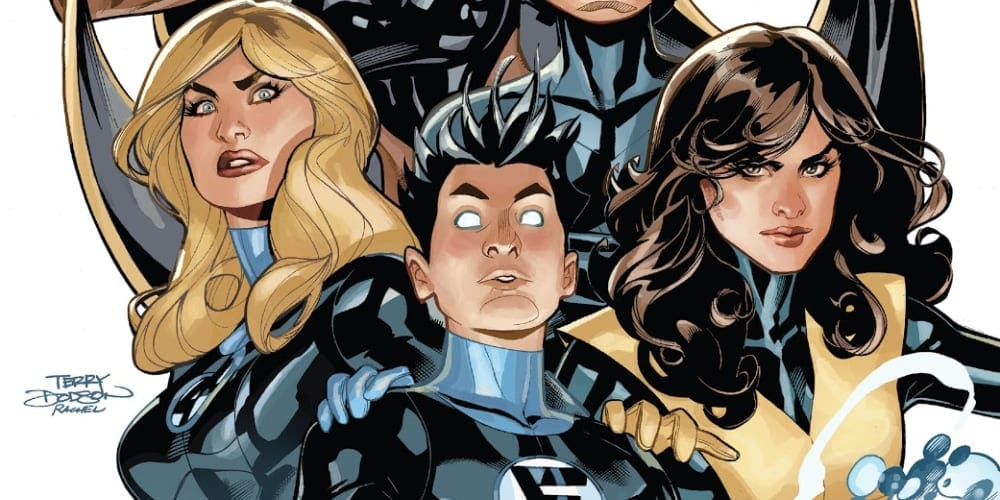 X-Men, Fantastic Four, Sue Storm, Kate Pryde