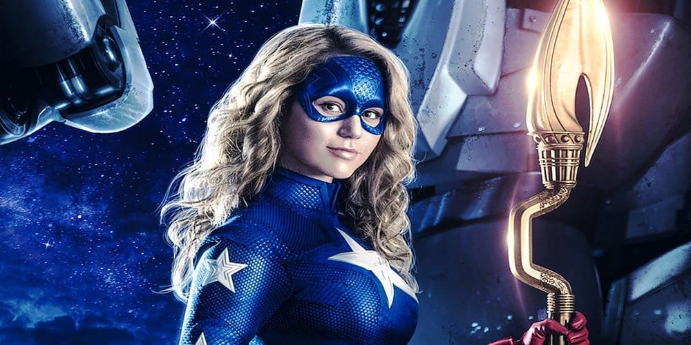 who is stargirl in the dc universe?