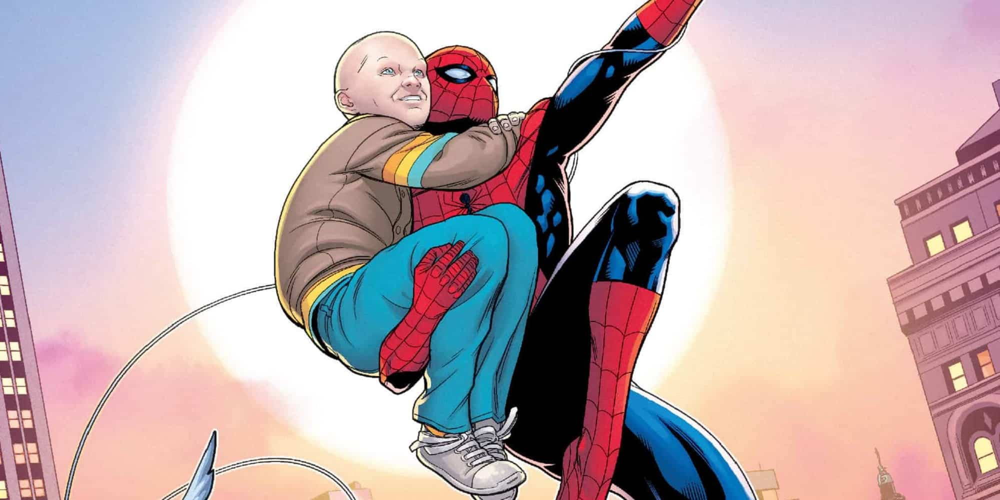 Boy brain surgery spider-man image featured