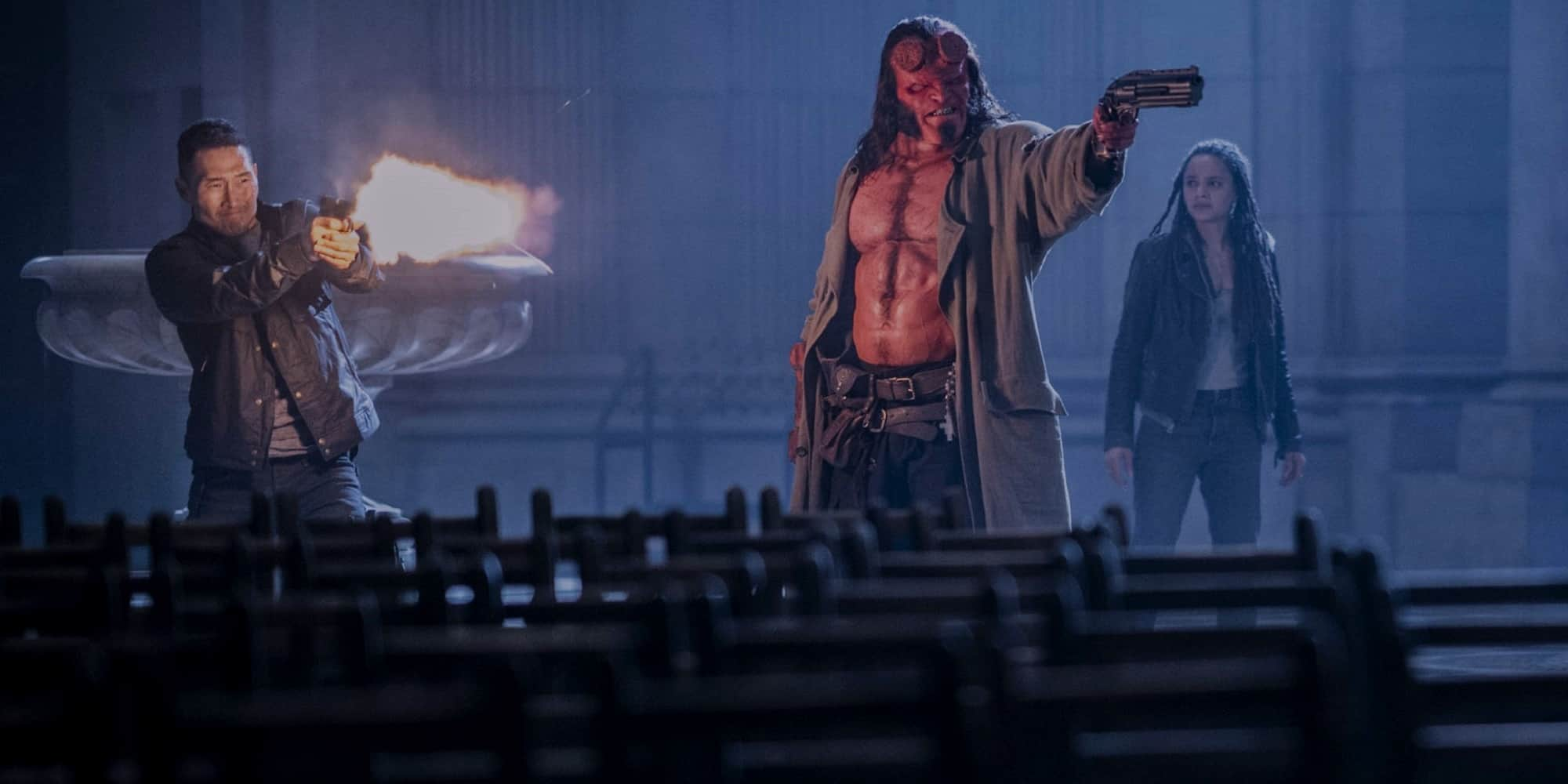 David Harbour Hellboy Reboot Failure 21