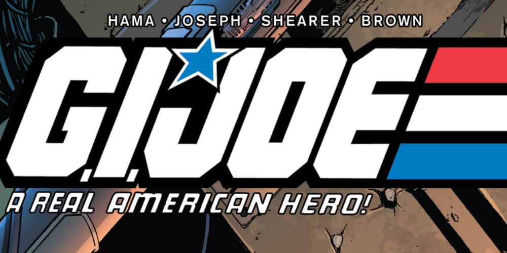 GI Joe Real American Hero Featured