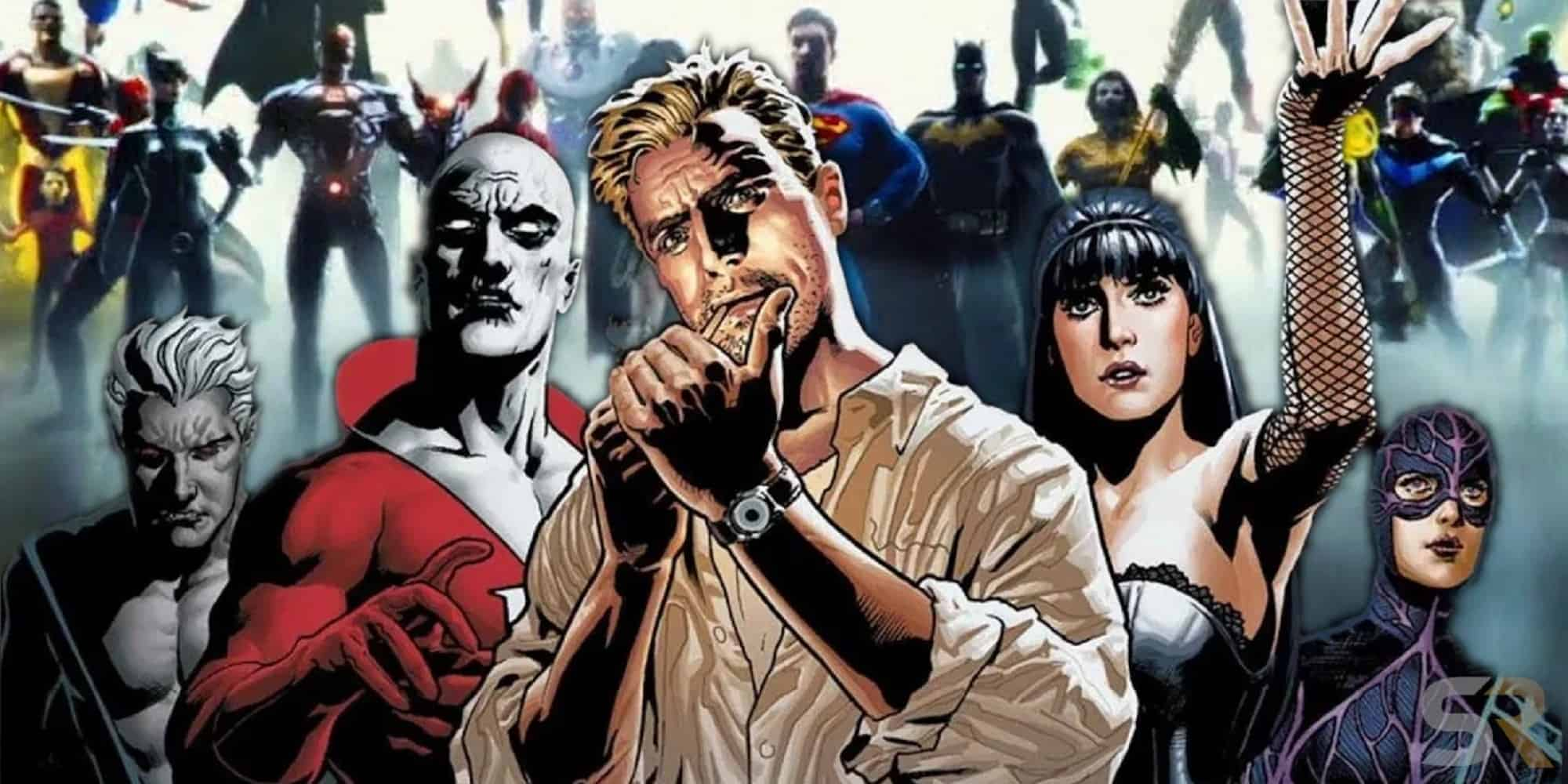JJ Abrams Justice League Dark HBO Max featured