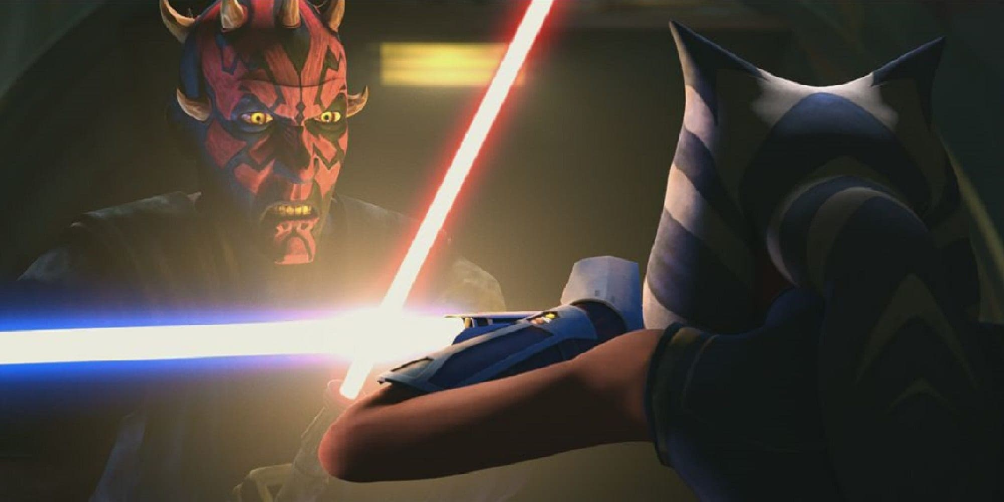 Ray Park Maul Mo-Cap Clone Wars Final Fight Featured