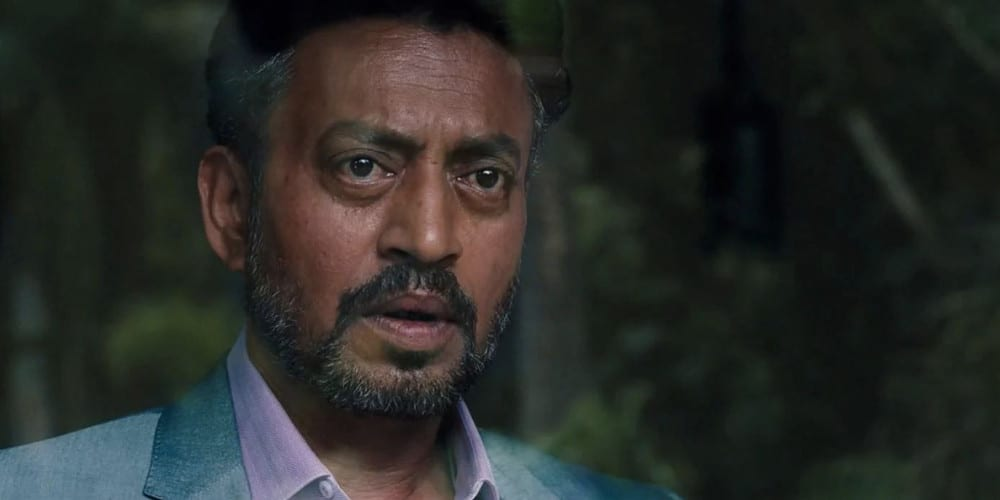 Bollywood actor Irrfan Khan's death featured image.