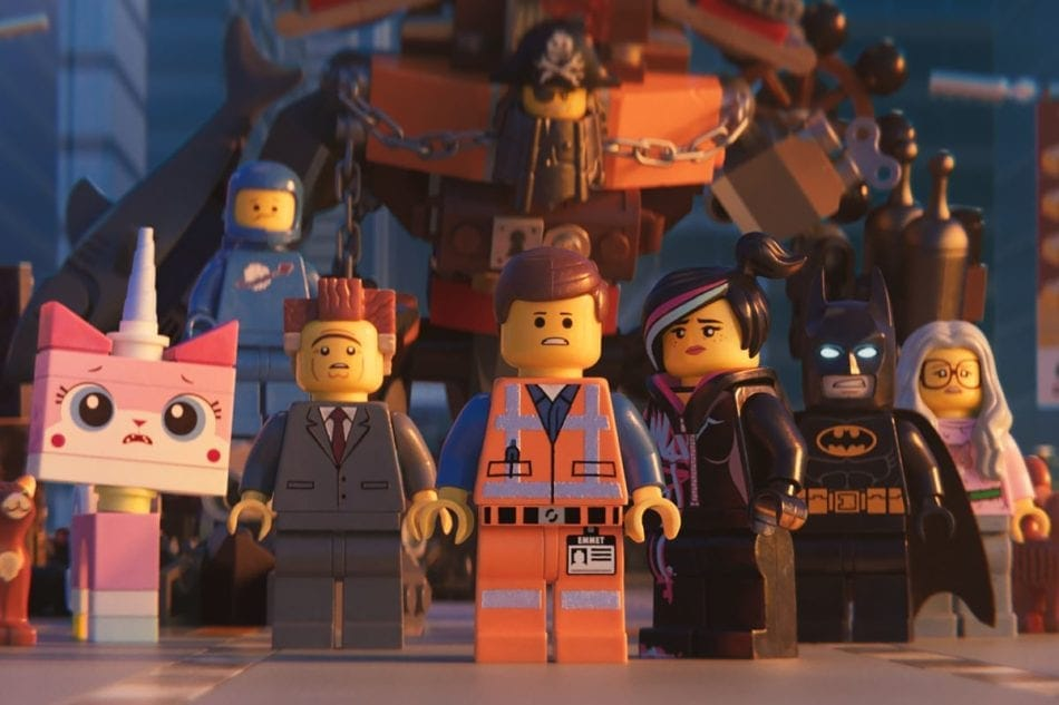 Lego movies to be distributed by Universal
