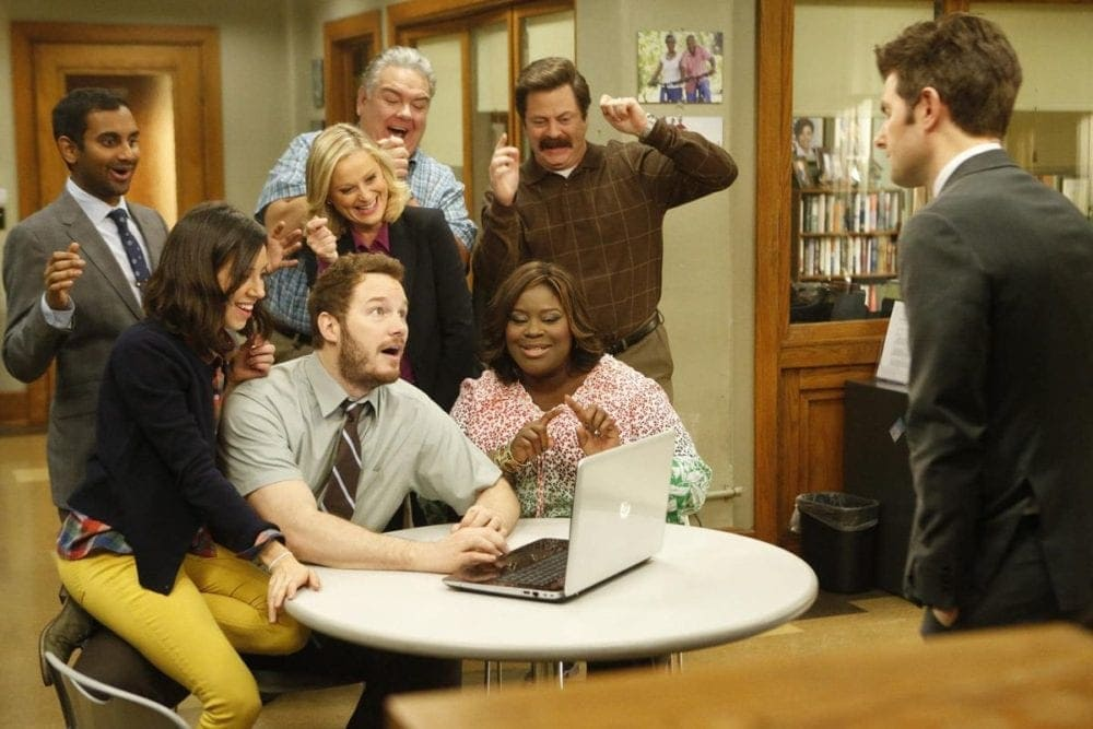 Parks and Recreation reunion