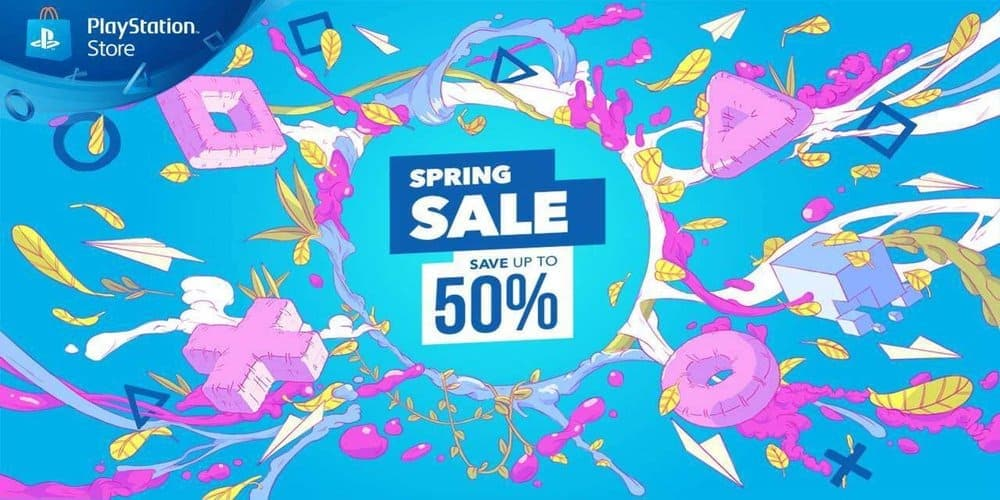 ps4 spring sale highlights