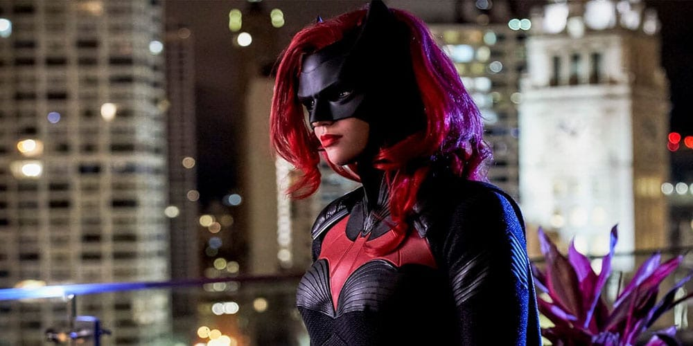 ruby rose batwoman depature
