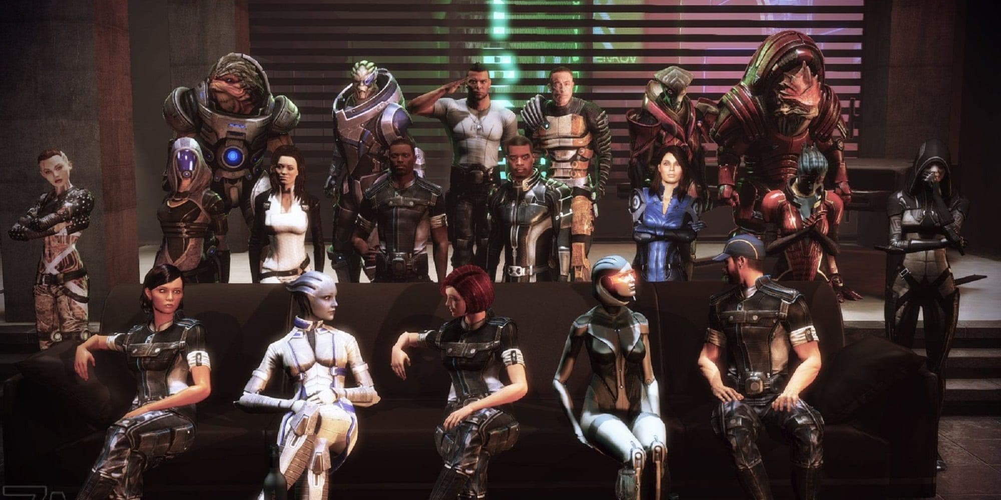 mass effect 3 citadel dlc fan service featured