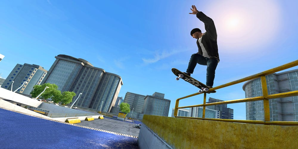 skate 3 retro review