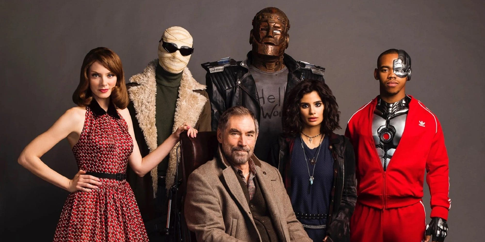 Doom Patrol Season 2 trailer featured