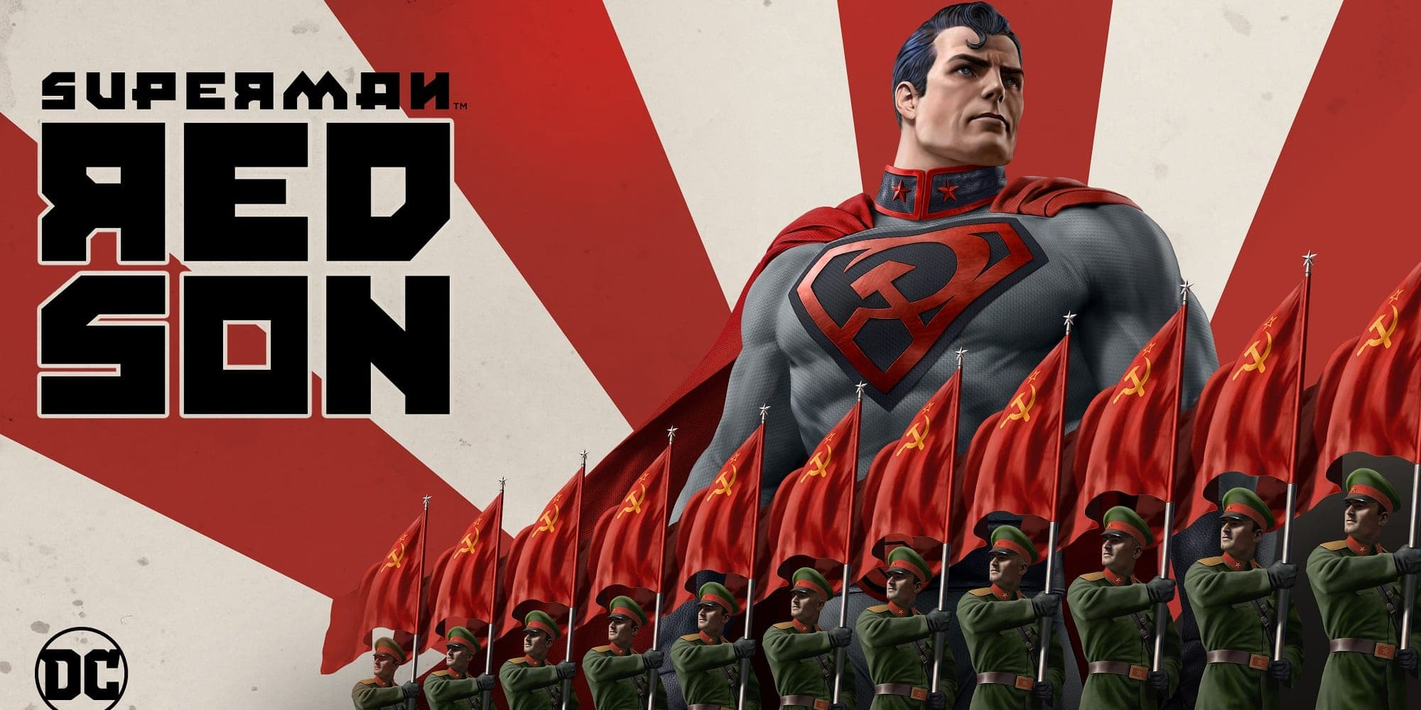 Superman Red Son DC Universe Featured image