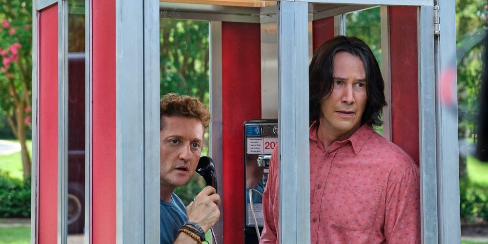 Bill And Ted 3 teaser featured