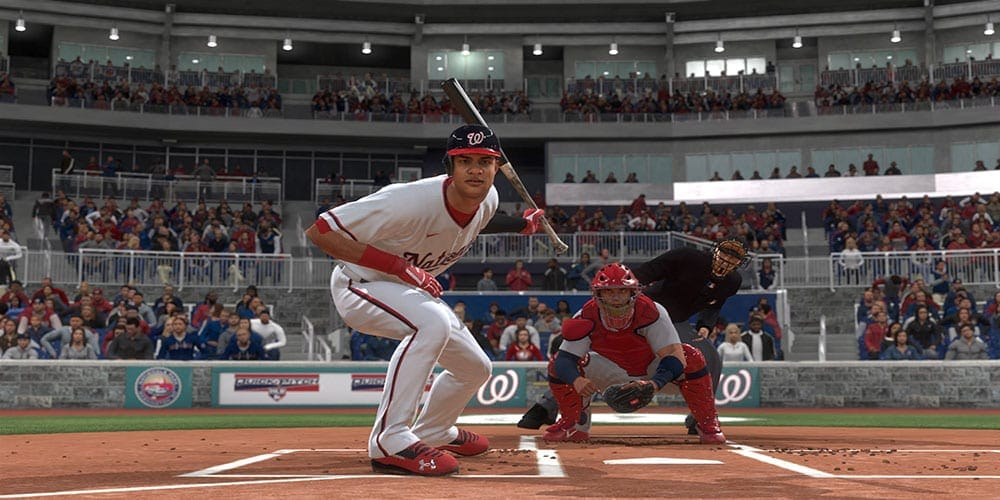 mlb the show audio