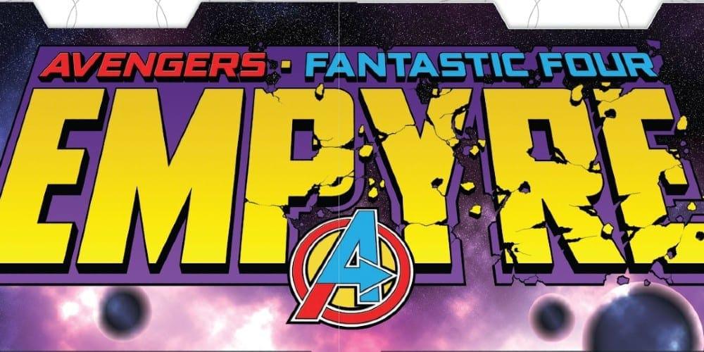Avengers/FF #1: Empyre