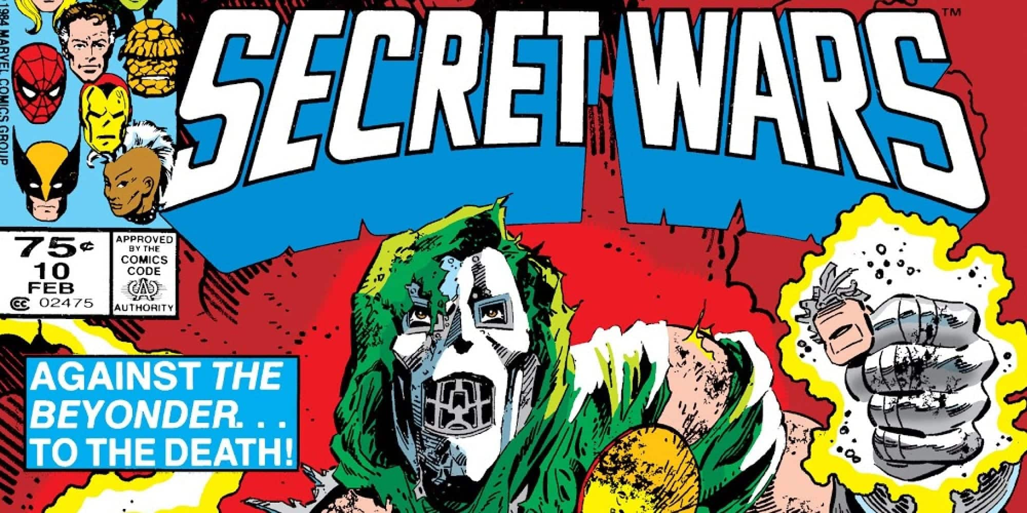 Russo Brothers Back Marvel Studios Secret Wars Featured