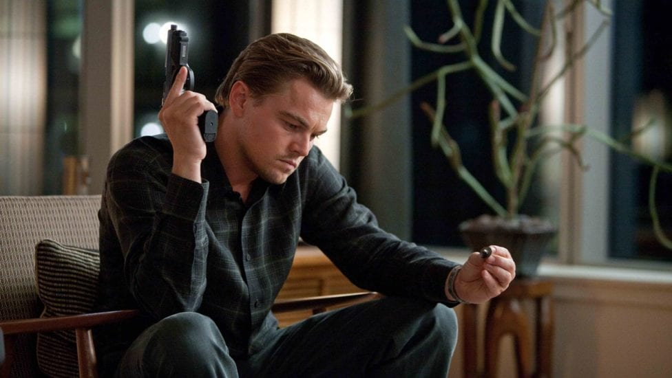Inception, Leonardo DiCaprio