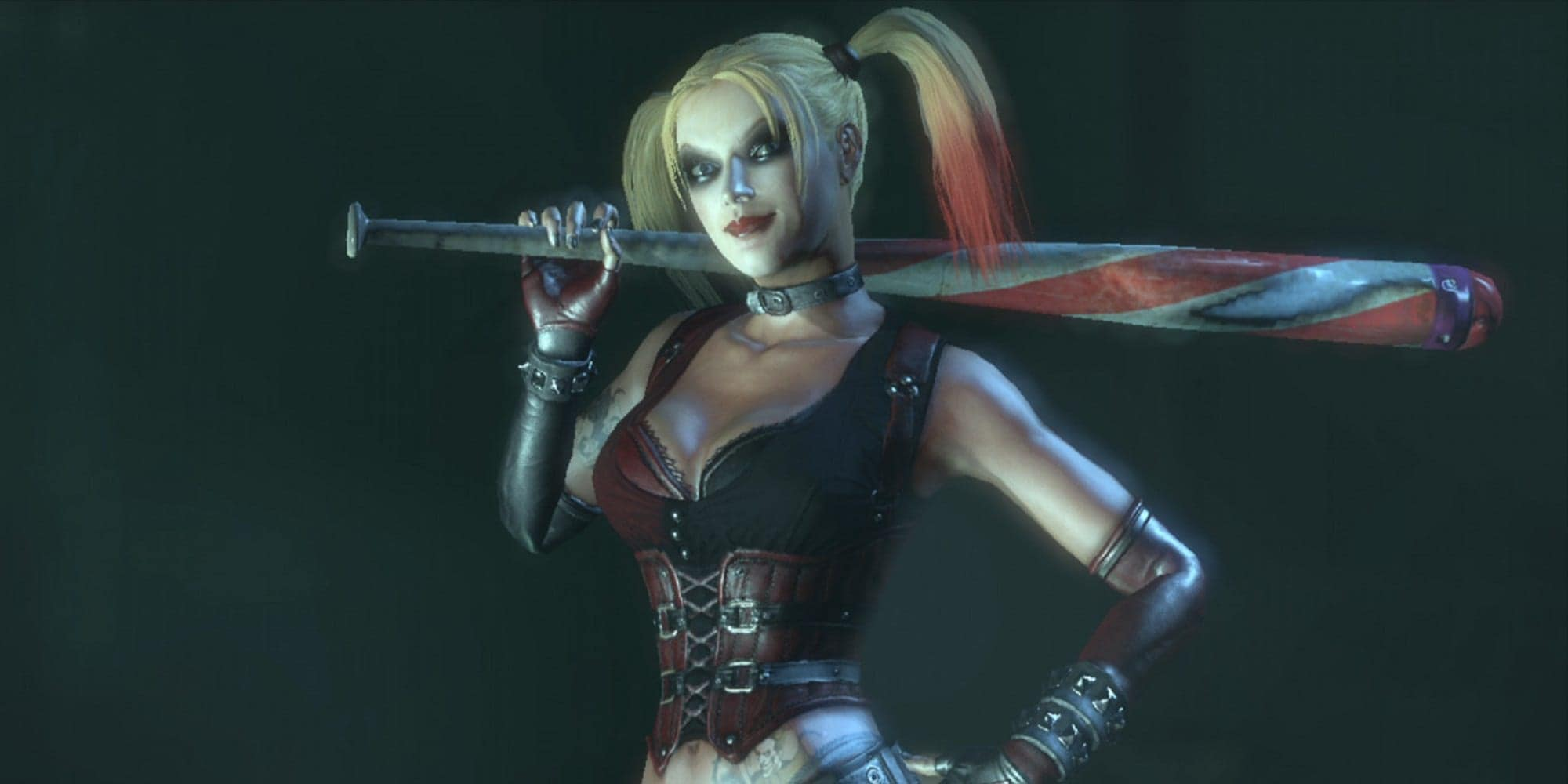 Arkham Harley Quinn Suicide Squad Game Rocksteady Featured