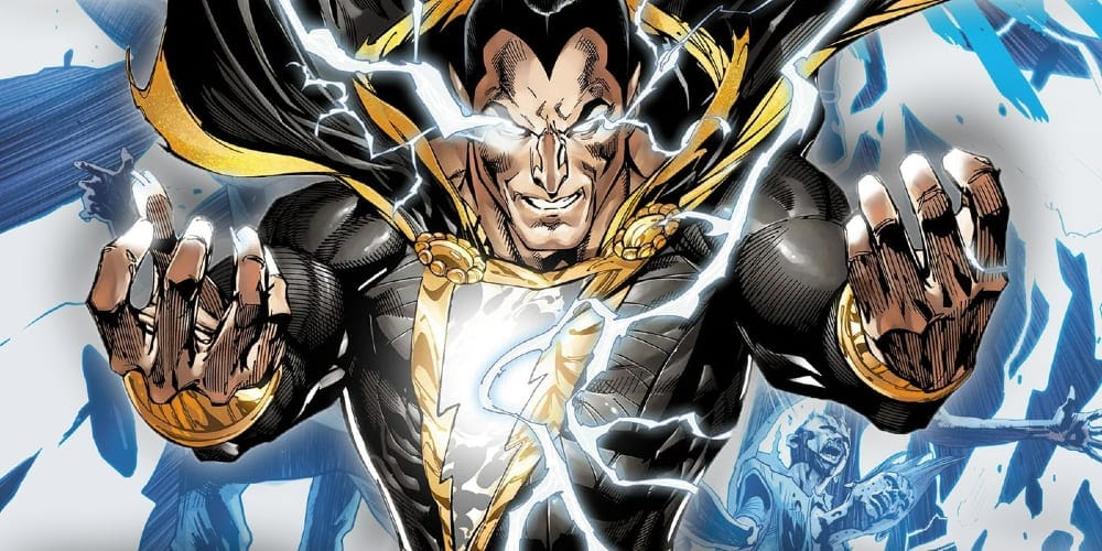 Black Adam Justice Society