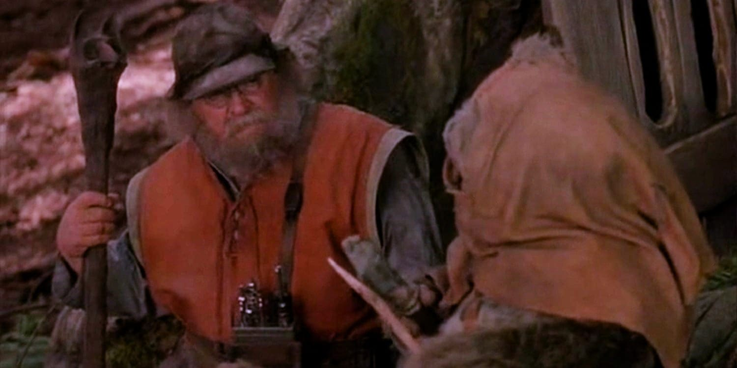 Wilford Brimley F-Bomb Star Wars Ewoks Movie Featured