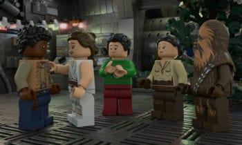 'The LEGO Star Wars Holiday Special' Is Coming to Disney+ This Fall
