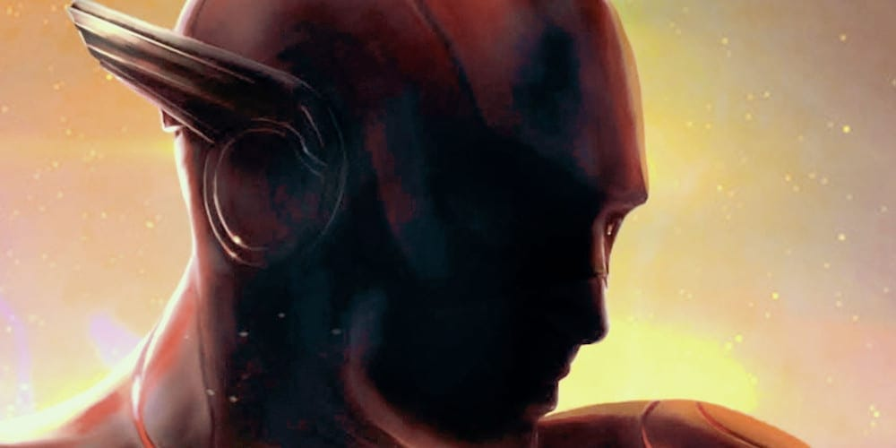 The Flash movie introduces DC Multiverse featured.
