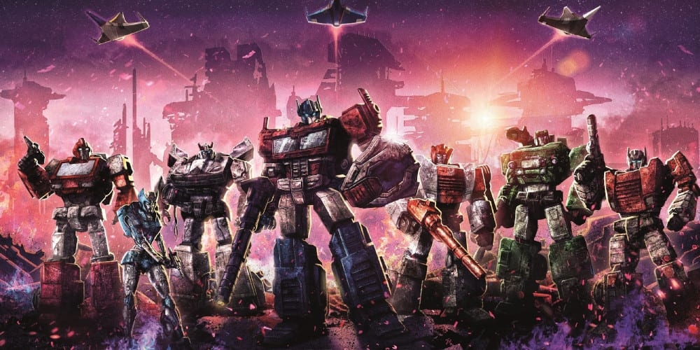Transformers: War For Cybertron: Siege review featured.