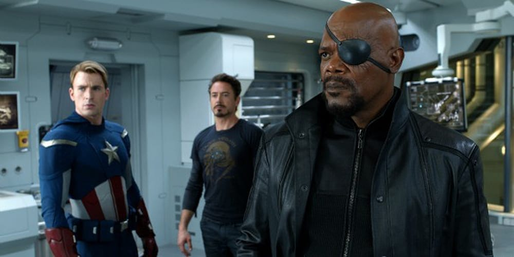 nick fury disney plus