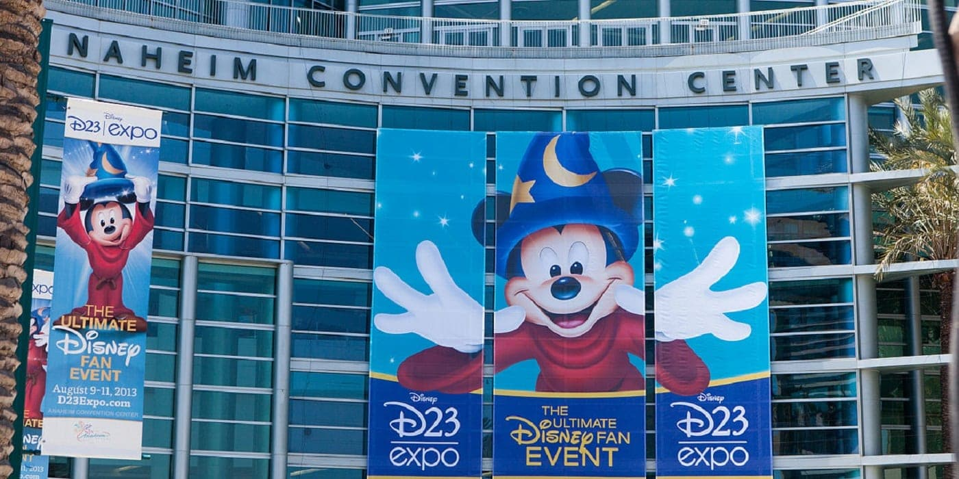 Disney D23 Fan Expo 2022 Featured image