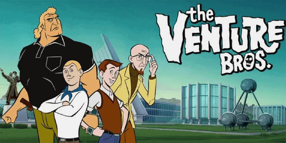 venture bros canceled