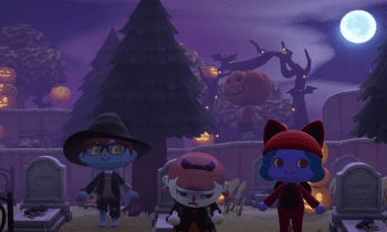 Animal Crossing Halloween Update Incoming