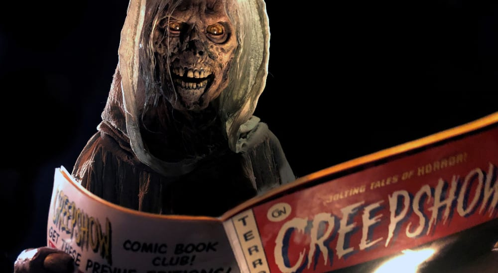 animated creepshow special