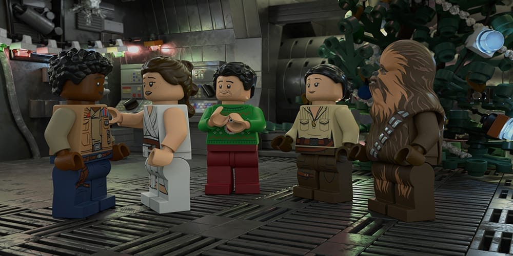 disney+ lego holiday special