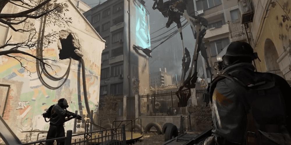 half-life alyx bioshock mod