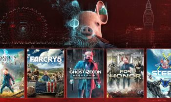 Watch Dogs Legion Promotion Hacks Other Ubisoft Titles…Sort Of