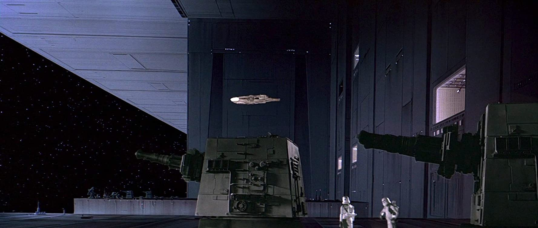 Awesome Concept Art Images From Ralph Mcquarrie For Star Wars