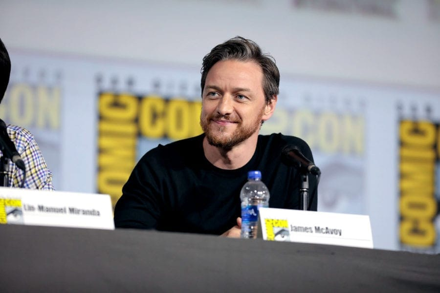 James McAvoy Claire Foy Thriller