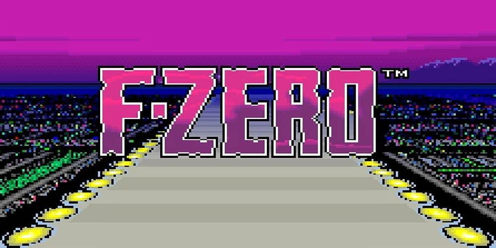 f-zero 30th anniversary