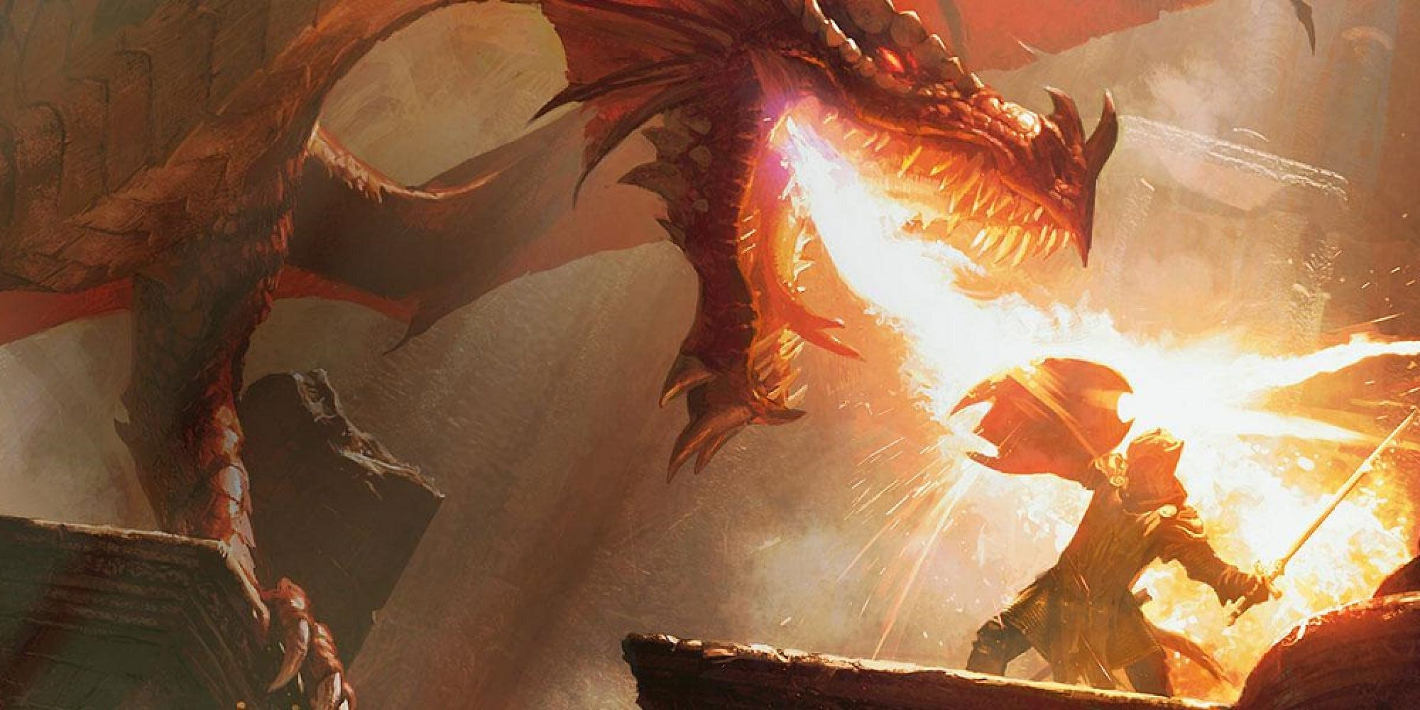 Dungeons and Dragons Live-action series movie Featured image