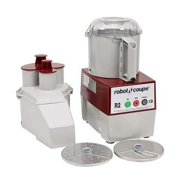 5. Robot Coupe R2N Continuous Feed Combination Food Processor