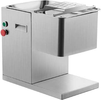 10. CO-Z 110V Commercial Meat Cutting Machine Meat Slicer