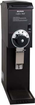 7. Bunn G3 HD 3 lb. Black Bulk Coffee Grinder