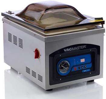 5. VacMaster VP215 Chamber Vacuum Sealer