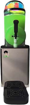 9. Margarita Girl Single-Bowl Full Size Margarita Slush Frozen Drink Machine