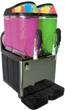 6. Margarita Girl Double-Bowl Full Size Margarita Slush Frozen Drink Machine