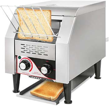 4. VEVOR 1340W Commercial Conveyor Toaster