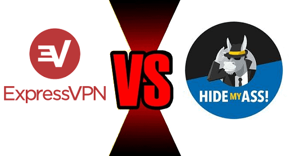 ExpressVPN vs HideMyAss