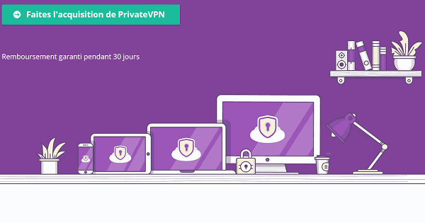 VPN Mac PrivateVPN